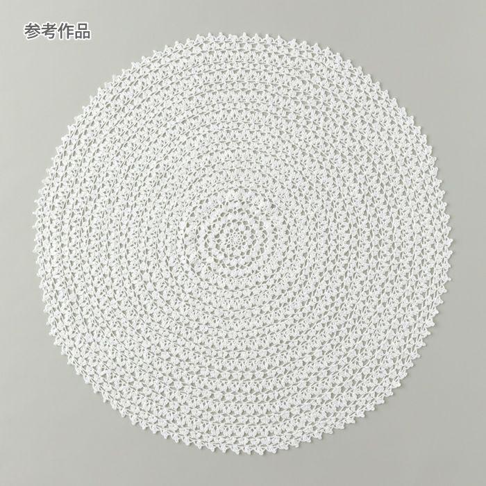 ベビーサークルブランケット(編み図)