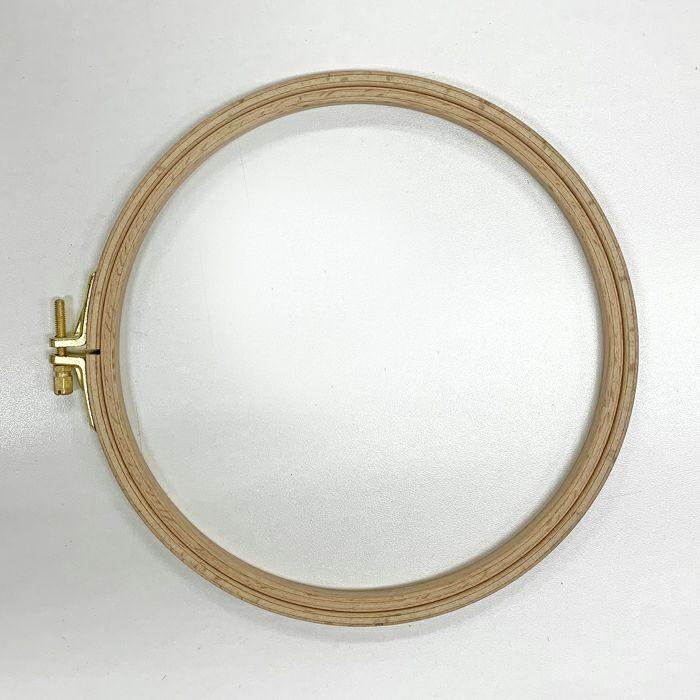 Nurge社 刺しゅう枠 19cm(8mm)